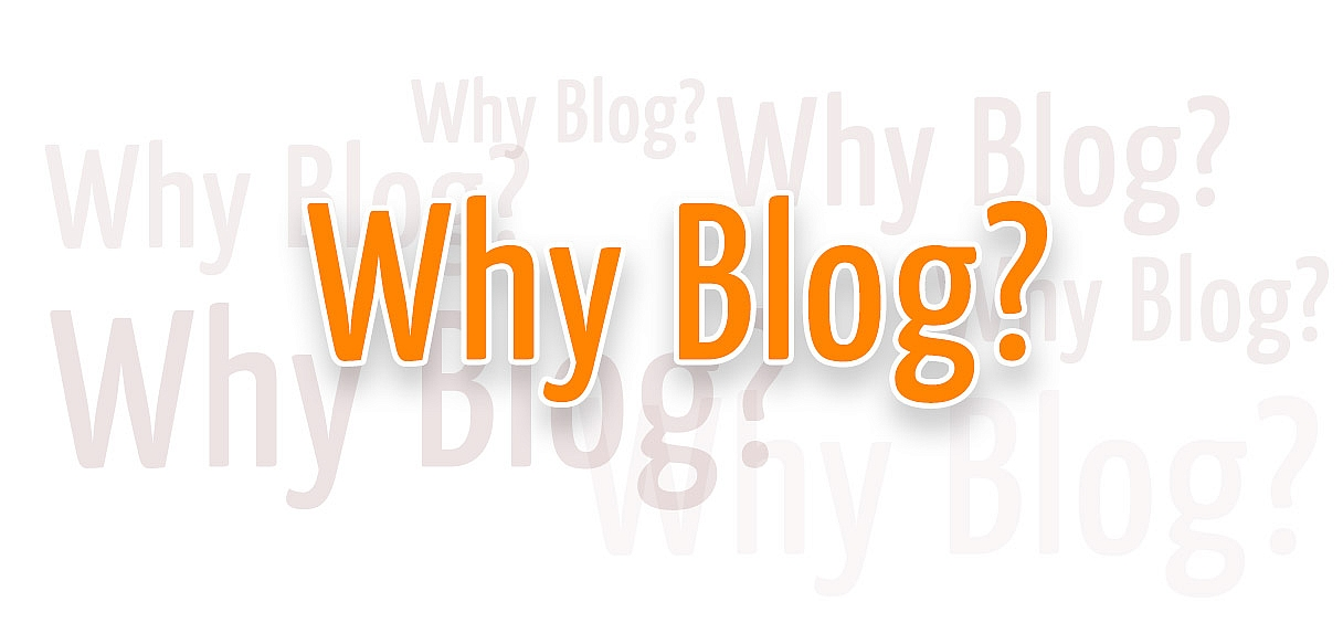 Who should be blogging?