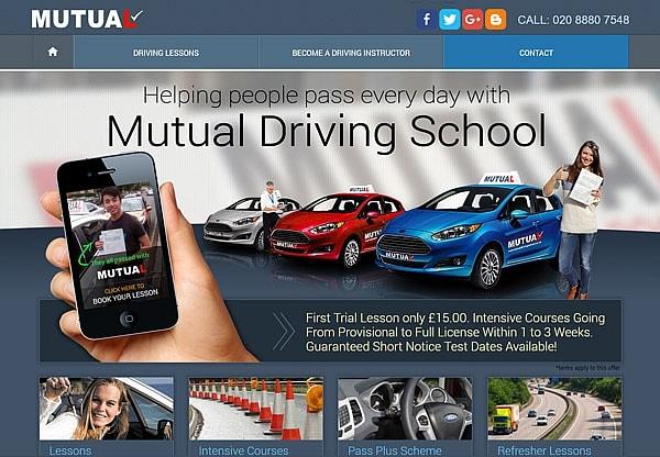Mutual Driving School-2