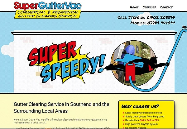 '.SuperGutterVac.' Website Image